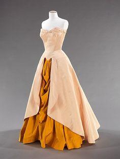 Ball Gown    Charles James, 1948    The Metropolitan Museum of Art | myLusciousLife.com
