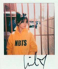 Camila cabello Instagram nbts