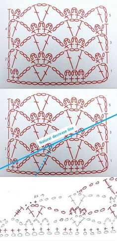 How to increase and decrease in crochet stitch patterns - series by Make My Day Creative