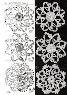 Russian site - Crochet Charts