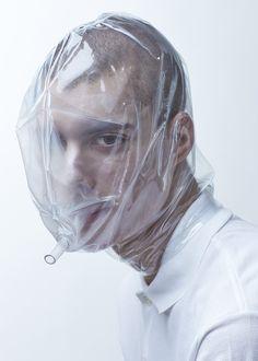 vaccuum white minimal fashion obscure