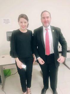 Sostuvo Maribel Hernández reunión con el Director del Instituto Mexicano de la propiedad por tema del Sotol | El Puntero