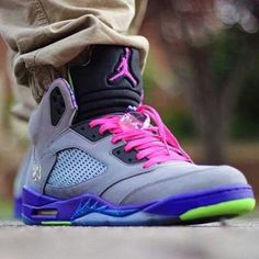 "Jordan V ""Bel Air"" Oct 2013"