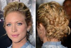 Brittany Snows Intricate Braids