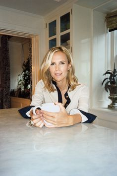 very cool article profiling Tory Burch, fashion designer