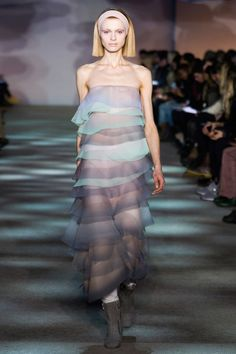 Marc-Jacobs-Collection-Fall-2014-Collection-Ruffled-Dress-NYFW-Fashion