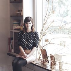 Biz Ladies Profile: Anna Bond, Rifle Paper Co. #bizladies