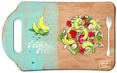 Illustrations about my food! (New Blog Project) by Patricia Sodré, via Behance