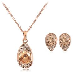 Find More Jewelry Sets Information about 18K Gold Plated Crystal Necklace/Earrings Fashion Austrian Crystal Set Wholesale Fashion Jewelry MG710,High Quality jewelry shipping,China jewelry silver Suppliers, Cheap jewelry necklace from JOJO CHEN's store on Aliexpress.com