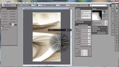 With Painter 2016 you can combine particle technology with watercolor. In this video Painter Master Elite Skip Allen takes the default watercolor variant, Ru...