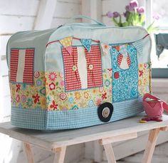 Inspiration: cover sewing machine