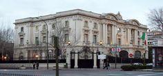 El 'Palacio Amboage' de Madrid abre sus puertas completamente gratis