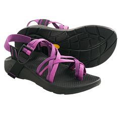 Chaco ZX/2 Yampa Sport Sandals (For Women) in Purple