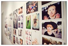 more grooviness - such a simple, cheap and super effective way to display all those pics...don't just sit them on your hard drive - GET PRINTING!