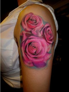 \Chris Nieves - love the no outline roses.  wrong color