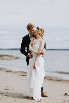 Nina from Norway ❤ JESUS PEIRO bride
