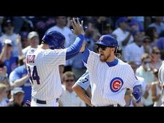 Chicago Cubs Funny Moments   On & Off the Field   PART 1 - YouTube