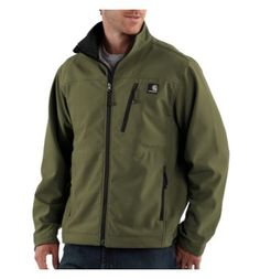 Carhartt - Product - Men's Soft Shell Jacket