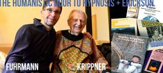 Prof. Stanley Krippner & Joerg Fuhrmann The Humanistic Door to Milton Er...