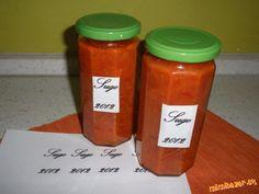 Sugo je výborná omáčka na špagety. Je robená podľa talianskeho receptu. Suroviny pridávam od oka. Ku...