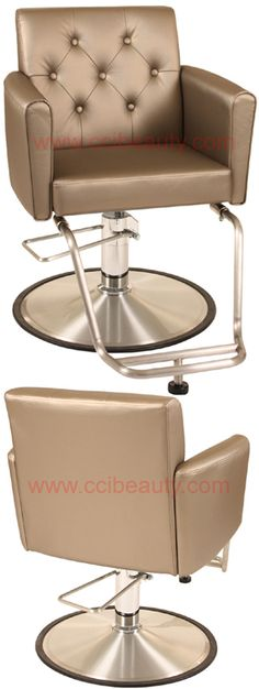 Salon Chair CC-88614 $689 Love this, but not the price.