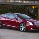 2016 Cadillac ELR (Red)