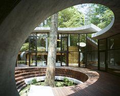 shell house, nagano prefecture, japan • kotaro ide, architect