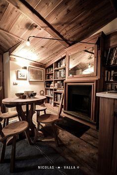 Living -★- Wood / Interior design & Photography by Nicolas Valla