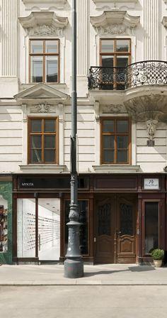 Mykita Store, Vienna