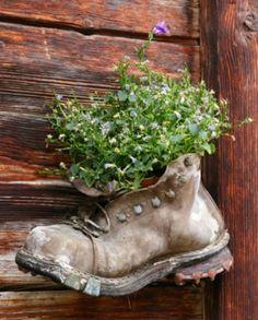 .boot planter