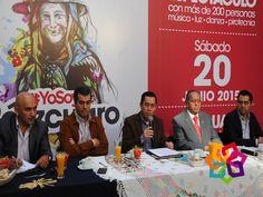 """El espectáculo """"Yo soy Pátzcuaro"""", tiene una duración de 16 minutos 47 segundos, con un elenco de 100 actores que darán vida a mojigangas de tres metros de altura, 40 actores bailarines así como todo el personal técnico que esta detrás del montaje, son de origen michoacano. No se pierda la oportunidad de asistir a este espectáculo para disfrutarlo con toda la familia. HOTEL LA CASITA http://www.hotellacasita.com.mx/"""