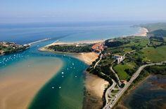 San Vicente De La Barquera, Beach Best beaches in Northern Spain