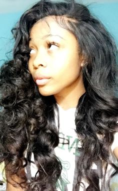 """""""What lace frontal?"""" AmourJayda"""