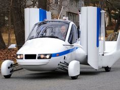 Flying car a 'step closer,' says U.S. firm. Drivers hoping to slip the surly —and traffic congested — bonds of Earth moved a step closer to realizing their dream Monday, as a U.S. firm announced the successful test flight of a street-legal airplane.