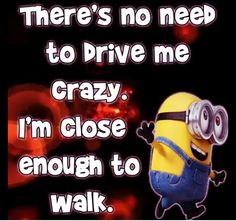 Funny Memes of Minions Minion Mayhem, Funny Jokes, Minions Funny Hilarious, Cartoon Jokes, Funny Sayings, Minions Quotes, Funny Pins, Funny Stuff, Twisted Humor