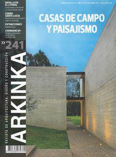 Arkinka : revista de arquitectura, diseño y construcción (Lima) / NA 5 A72-P AÑO 20 NO 241 DIC 2015
