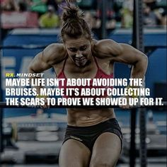 Do you agree? Athlete:@juliefoucher ➖➖➖➖➖➖➖➖➖➖➖➖➖➖➖➖➖ #rxmindset#crossfit#crossfitgames#training#gym#workout#fitnessmotivation#livesore#crossfitter#rxaction#training#compete#niketraining#s2s#motivation#inspiration#weightlifting#quotestoliveby#workoutoftheday#romwod#crossfitgirls#wzamiami#wza2017#quaddamn