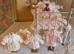 little doll clothes .. lovely!