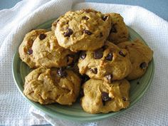 Life As I Know It: Pumpkin Chocolate Chip Cookies