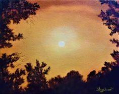"""""""Golden sky"""""""