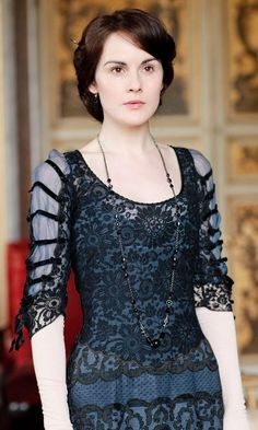 Downton Abbey Might Be Ending, But Here's Why Lady Mary's Style Will Live On