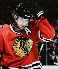 Duncan Keith of the Chicago Blackhawks