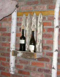 Picket Fences: Salvaged & Repurposed