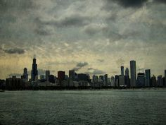 stormy chicago.