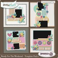 {Ready For The Weekend} Digital Scrapbook Template by Aprilisa Designs available at Gingerscraps http://store.gingerscraps.net/Ready-For-The-Weekend-Template-Pack-1.html and Gotta Pixel http://www.gottapixel.net/store/product.php?productid=10017106&cat=&page=1 #digiscrap #digitalscrapbooking #aprilisadesigns #readyfortheweekend