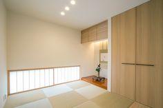 墨色のモダンな家・間取り(岐阜県)   注文住宅なら建築設計事務所 フリーダムアーキテクツデザイン
