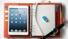 funda de ipad, Lo mejor de lo tech y lo tradicional