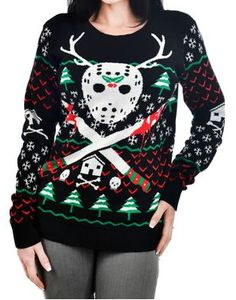 Jason Christmas Sweater - FTGS