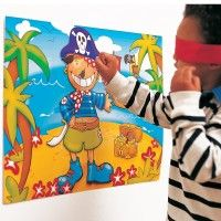 Keep those ragamuffins in order on deck with plenty of pirate-themed party games and activities. If you have access to a playground or climbing frame, take a pirate obstacle course outdoors so that they can climb the rigging to earn their seadog stripes. Not all of your party games have to be pirate-themed, but why …