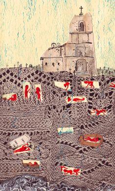 Juan Rulfo ilustrado (2013) -unpublished - Manuel Marsol